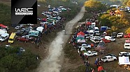 Rally Argentina 2018: best of aerial