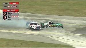 Formula Drift Orlando: crashes
