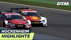 Los mejores momentos de la Carrera 1 del DTM en Hockenheim 2018