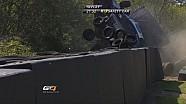 Megaklapper Ricardo van der Ende in GT4 European Series