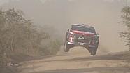 Le Rallye d'Argentine de Citroën en deux minutes