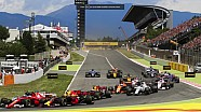 GP di Spagna: statistiche