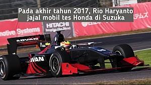 Pembalap Internasional di Super Formula
