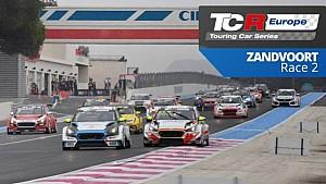 LIVE - TCR Europe - Zandvoort - Course 2