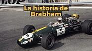 La historia de Brabham en Fórmula 1 ESP