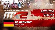 Calvin Vlaanderen vs. Thomas Kjer Olsen - MXGP de Alemania