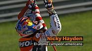 Nicky Hayden, el último campeón americano