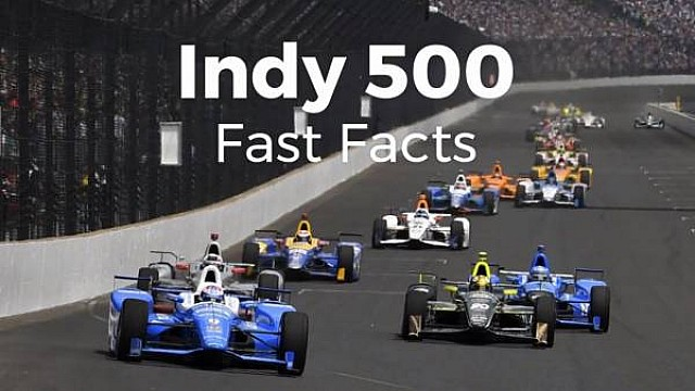 Fast Facts: Indy 500