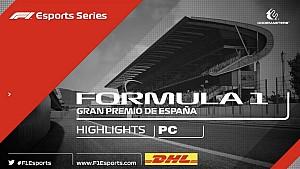 F1 eSports - Catalunya Highlights - PC