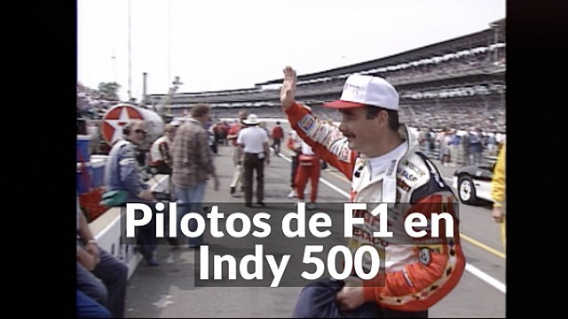 Racing Stories: pilotos de F1 en Indy 500 LAT