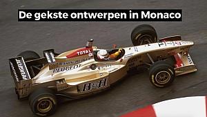 Racing Stories - De gekste ontwerpen in Monaco
