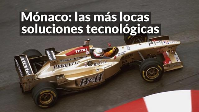 Fórmula 1 Racing Stories: Mónaco las más locas soluciones tecnológicas LAT