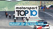 VÍDEO: Top 10 GP da Itália