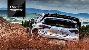 Rallye de Sardaigne - Spéciales 6-9
