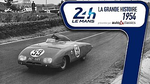 24 Heures du Mans - 1954