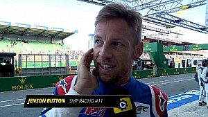 Saturday Morning Jenson Button Interview