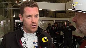 24 Heures du Mans - Interview de Julien Canal