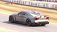 710bhp ItalDesign GT-R50 makes debut at FOS
