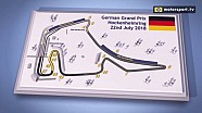 Hockenheim - venue of the German GP - Motorsport Show EP15